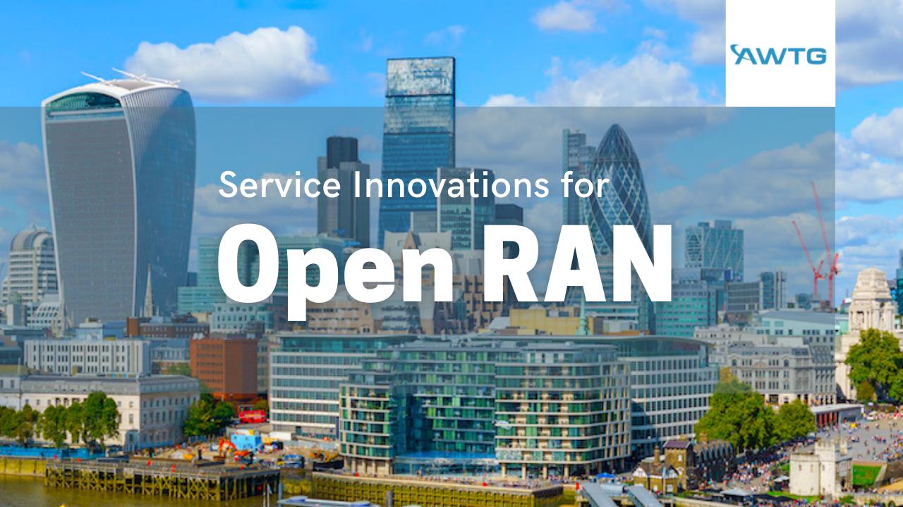 Open RAN Mobile Network UK AWTG